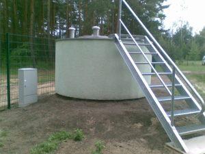 Bohr-und Brunnenbauarbeiten