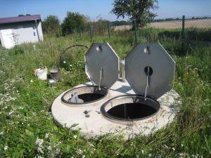 Brunnenvorschacht