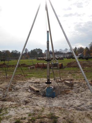 WW-Werneuchen-Einbau-U-Pumpe-fuer-Pumpversuch