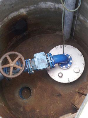 Brunnenkopfsanierung